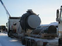 Перевозка нефтяного оборудования