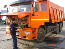Диагностика грузовой техники