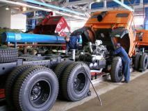 Ремонт и обслуживание грузовой техники